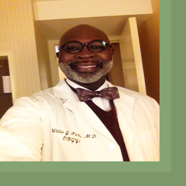 Dr. Willie Parker abortion provider at Little Rock Family Planning Services and author